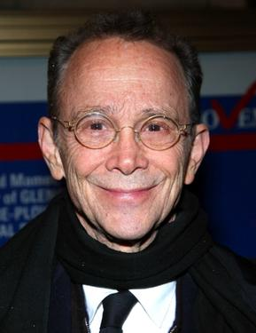 Joel Grey at the Broadway opening night of &quot;November&quot;.